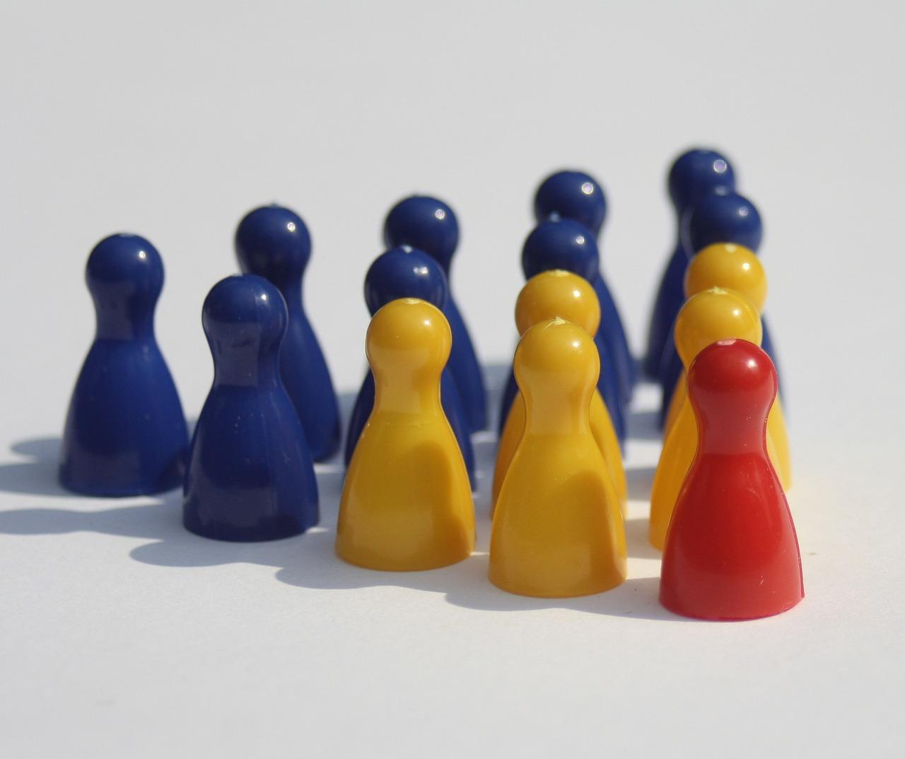 Связь сверху вниз в организациях