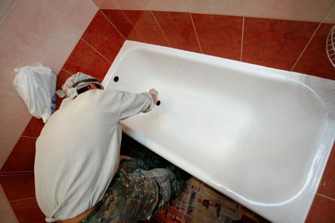 Как восстановить ванну
